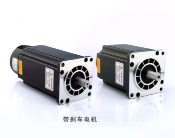 110BYG Two phase stepper motor