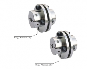 YH-11 Series Keyway Connect Diaphragm Coupling